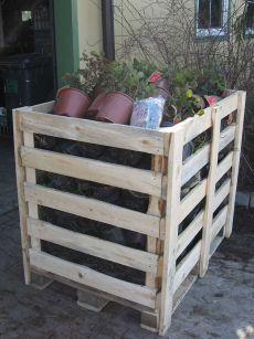 Przykład pakowania roślin